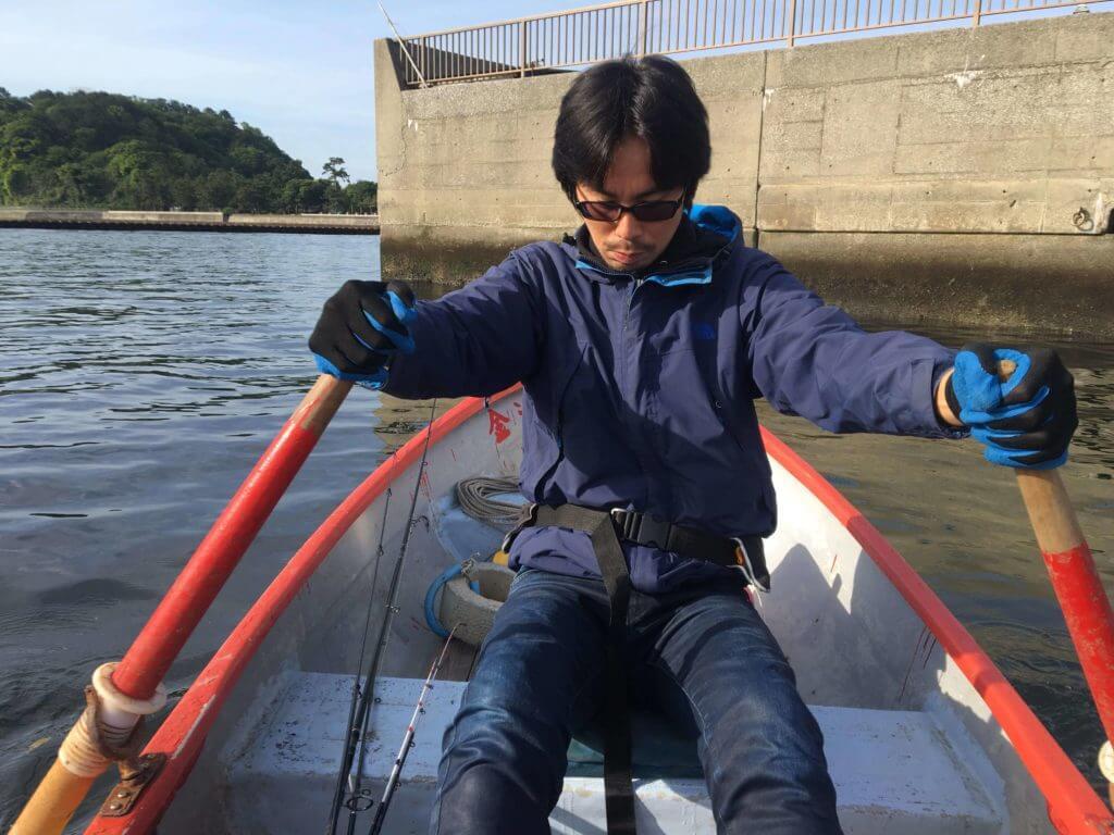 釣り 平田剛士 金沢八景・相川ボート