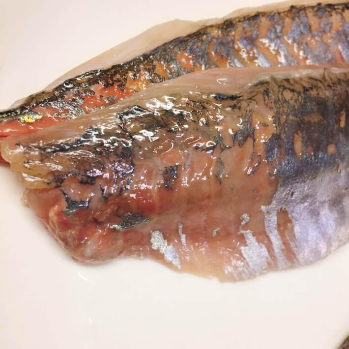 釣り料理 脂ののった東京湾黄アジ