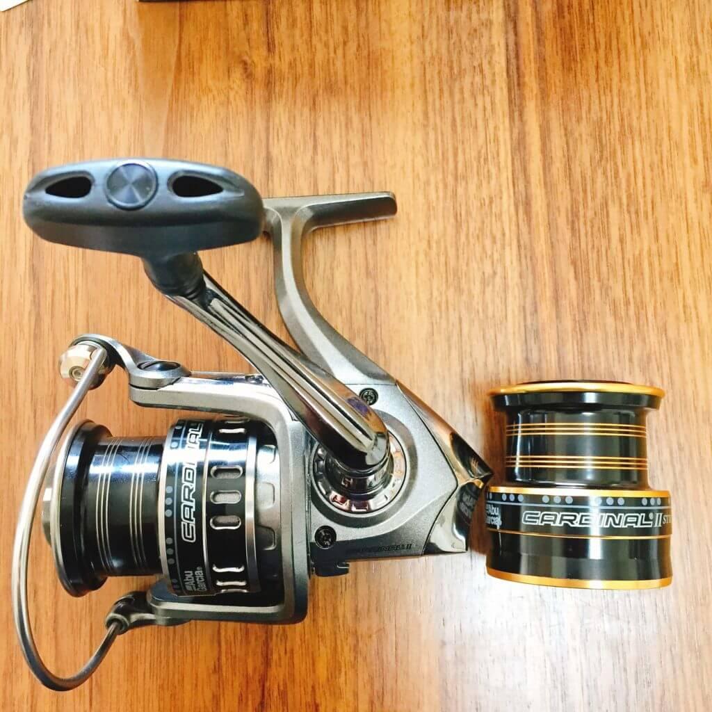 釣り具 アブ・ガルシアのCardinal II STX (カーディナル2 STX)