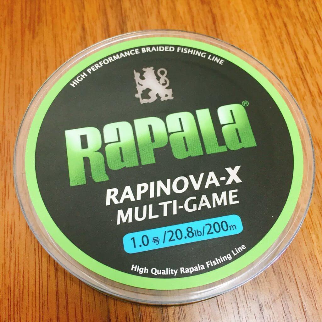 ラピノヴァX