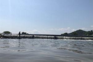 広島 河川の堰