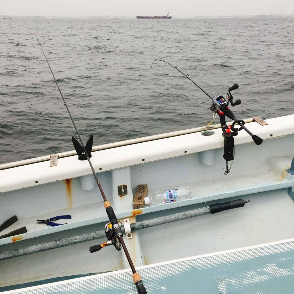 船釣り 竿
