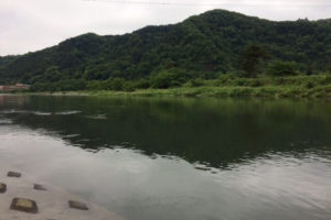 オイカワ釣り相模川 釣り場