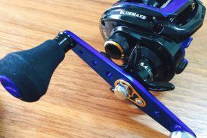 釣り道具 アブの『BLUEMAX船3(ブルーマックスフネ)』