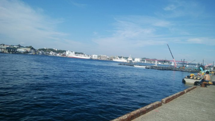 城ヶ島岸壁