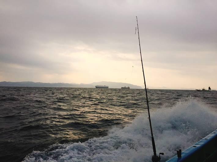 東京湾の船釣り
