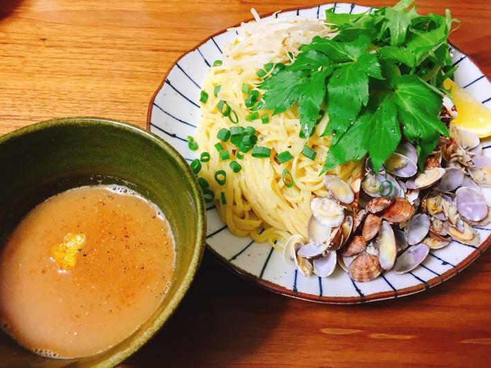 ラ王アサリつけ麺