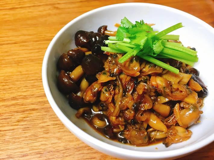 アサリの台湾風佃煮