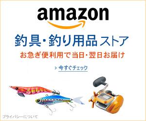 Amazon釣り具・釣り用品ストア
