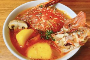 雑魚ブイヤベース