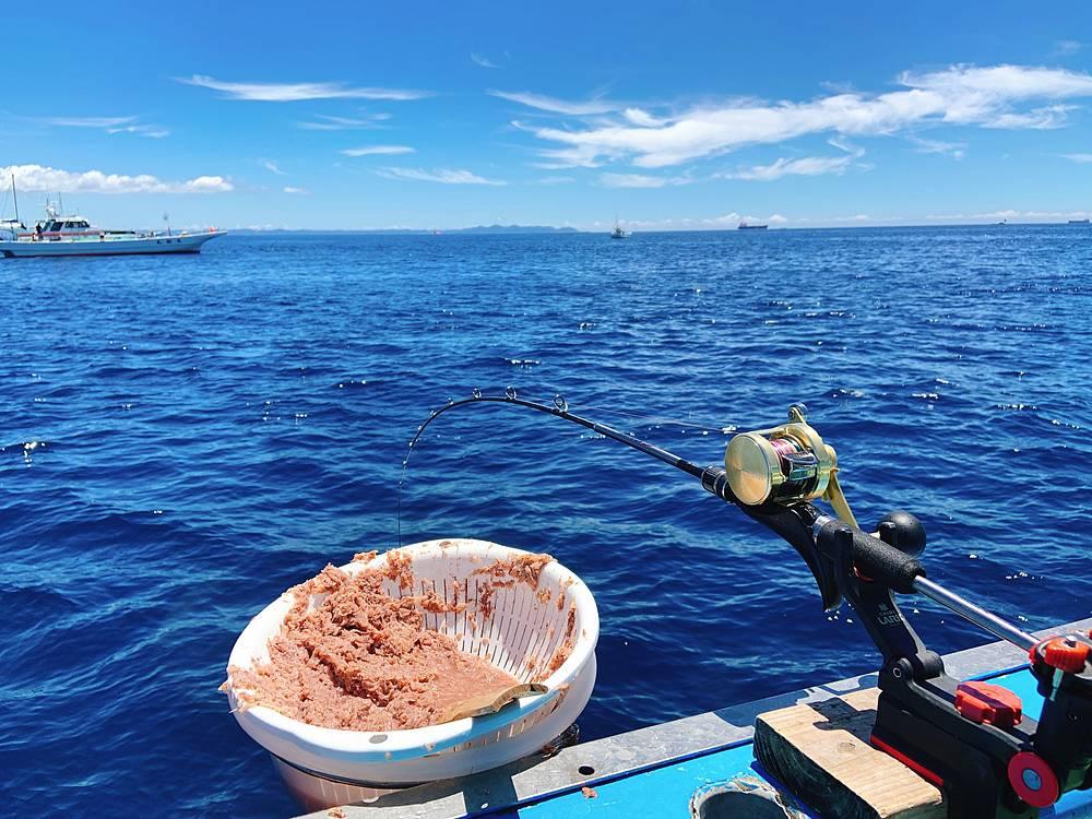 剣崎のイサキ釣り